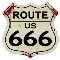 Route 666ers